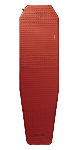 Nordisk Vanna 2.5 zelf-opblaasbare slaapmat rood/zwart